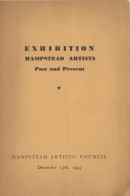 Hampstead Artists Past & Present Exhibition Souvenir Catalogue