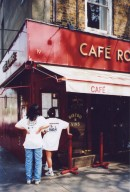 Cafe Rouge on Hampstead High Street