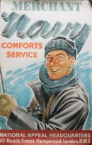 Merchant Navy Comforts Service poster