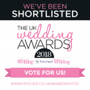 Wedding Awards Banner