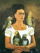 Frida Khalo - Me and My Parrots