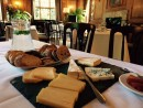 Wine and Cheese tasting at Burgh House