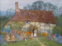 Beyond Watercolour Gardens: Helen Allingham Revisited