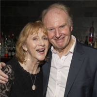 Pamela Miles & Tim Pigott-Smith