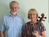 Cello and Piano Recital: Mary Mundy and Henry Roche