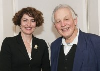 Lifelines with Anna Chancellor at Burgh House interviewed by Piers Plowright