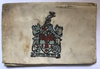 Purse from the Hampstead branch of the National Council of Women of Great Britain, presented to Prin