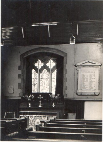 Christ Church interior