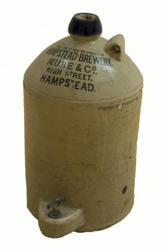 Hampstead Brewery Jar