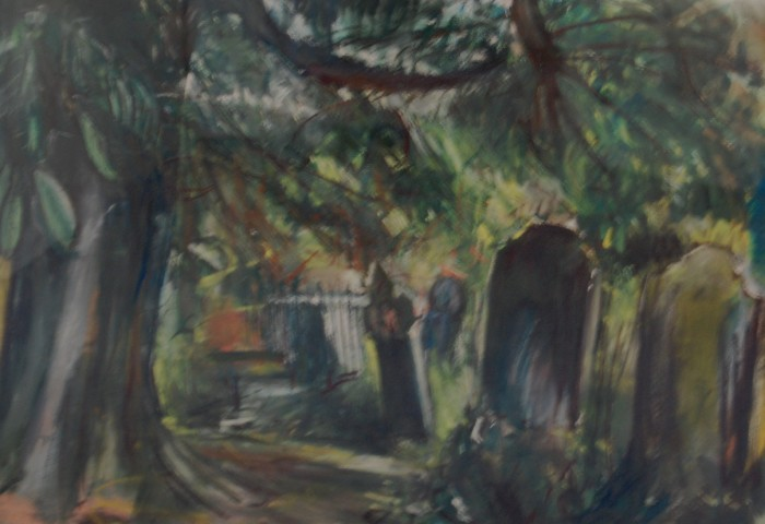 Constable's Tomb, Hampstead Parish Churchyard