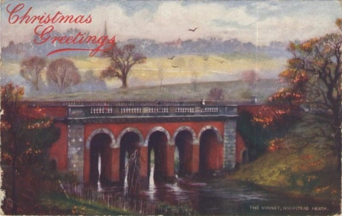 The Viaduct, Hampstead Heath