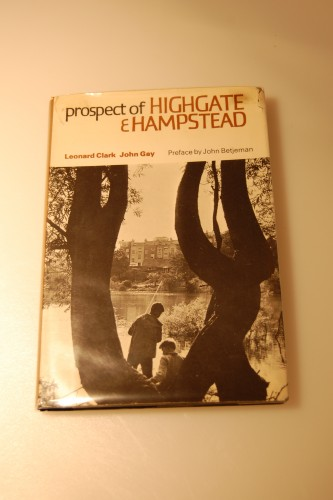 Prospect of Highgate and Hampstead