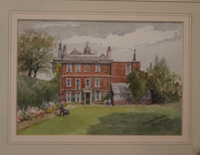 Old Grove House, Hampstead